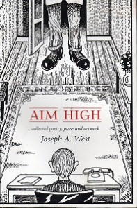 Cover of Aim High by Joseph A. West