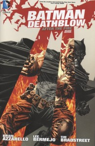 Cover of Batman/Deathstroke