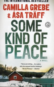 Some Kind of Peace by Camilla Greve & Asa Traff