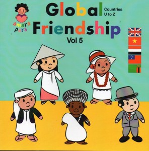 Global Friendship Vol 5