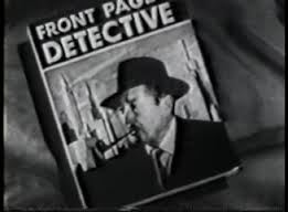 Front Page Detective TV show
