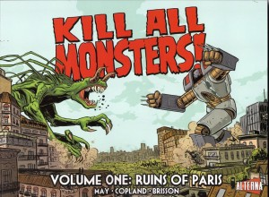 Kill All Monsters, Vol. 1