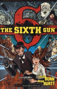 The Sixth Gun Book 1