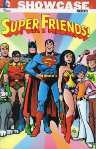 Showcase Presents Super Friends