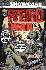 Showcase Presents: Weird War Tales