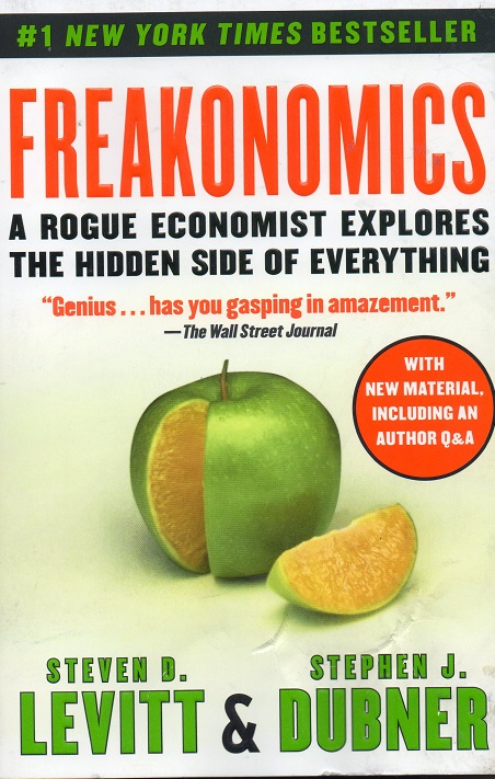 book review freakonomics Why the third installment of the freakonomics series should be its last.