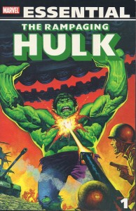 The Rampaging Hulk