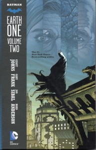 Batman Earth One V olume Two