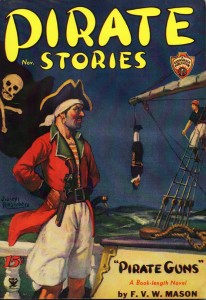 Pirate Stories November 1934