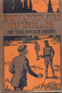 Boy Scouts of the Air on the French Front