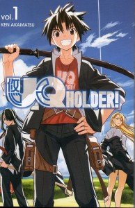 UQ Holder! vol. 1