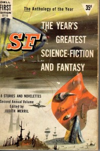 The Year's Greatest Science-Fiction and Fantasy Second Annual Volume