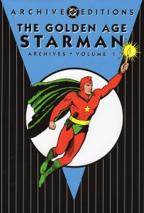 The Golden Age Starman Archives Volume 1