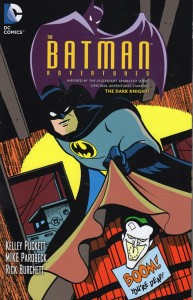 The Batman Adventures Volume 2