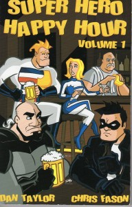 Super Hero Happy Hour Volume 1