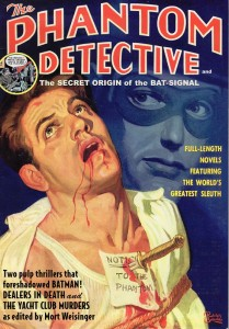The Phantom Detective #2
