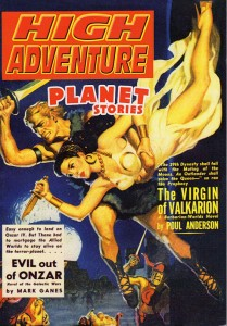 High Adventure #143: Planet Stories