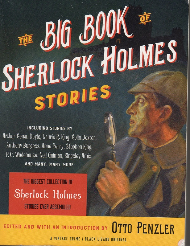 book review the big book of sherlock holmes stories reviews the big book of sherlock holmes stories