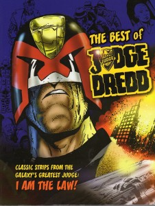 The Best of Judge Dredd