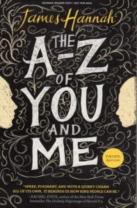 The A-Z of You and Me