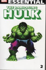 The Rampaging Hulk Vol. 2