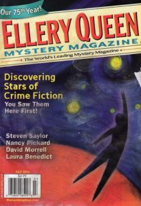 Ellery Queen's Mystery Magazine July 2016
