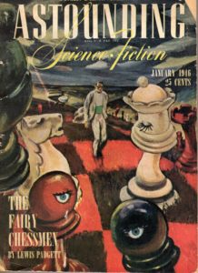 Astounding Science-Fiction January 1946