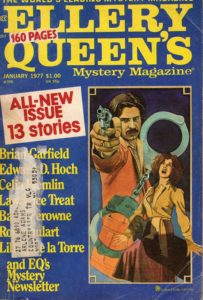 Ellery Queen's Mystery Magazine January 1977