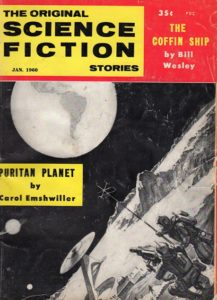 Science Fiction Stories January 1960