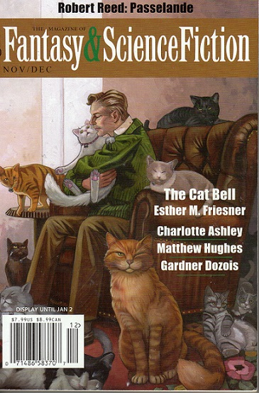 Magazine Review: The Magazine of Fantasy & Science Fiction