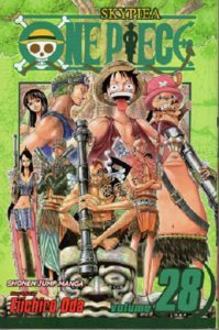 One Piece Volume 28