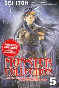 Monster Collection: The Girl Who Can Deal with Magic Monsters, Volume 5