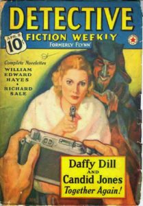 Detective Fiction Weekly April 8 1939