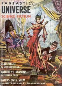 Fantastic Universe October 1955