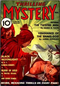Thrilling Mystery March 1936