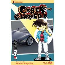 Case Closed Volume 63