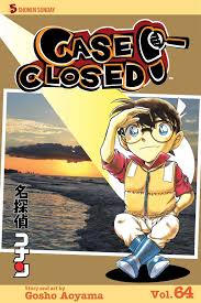 Case Closed Volume 64