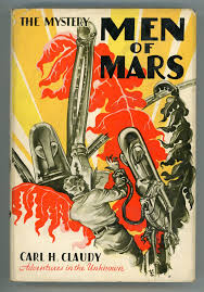 The Mystery Men of Mars