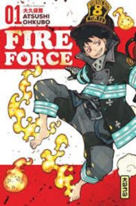 Fire Force Volume 01