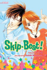 Skip-Beat! Volumes 4-5-6