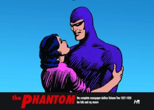 The Phantom: The Complete Newspaper Dailies: Volume Two 1937-1939