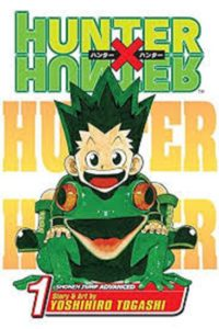 Hunter X Hunter Volume 1