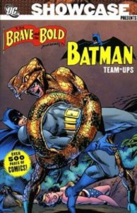 Showcase Presents: The Brave and the Bold Batman Team-ups, Volume 1