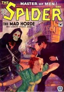 The Spider #08: The Mad Horde