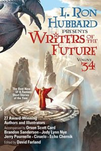 Writers of the Future, Volume 34