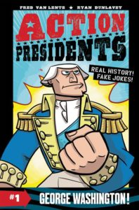 Action Presidents: George Washington