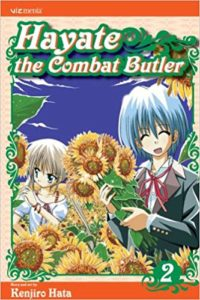 Hayate the Combat Butler Vol. 2