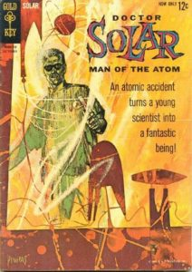 Doctor Solar, Man of the Atom Volume 01